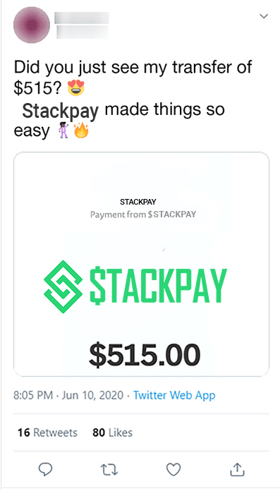 StackPay Payment Proof